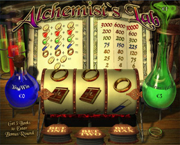 Alchemists Lab Screesnhot
