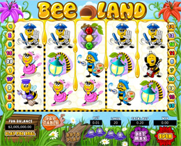 Bee Land Screenshot