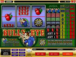 Bulls Eye Slot Screenshots