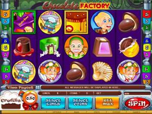 Chocolate Factory Screenshot