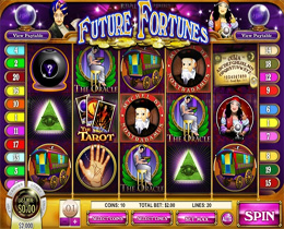 Future Fortunes Slot Screenshot