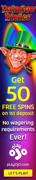 Click Here to Claim 50 Free Spins at Play OJO Casino