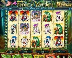 Play Forest of Wonders Slots Online at Casino.com South Africa