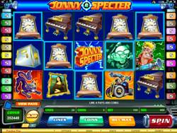 Jonny Specter Slot Screenshot
