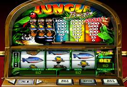 Jungle Boogie Slot Screenshot