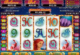 Mermaid Queen Slot Screenshot