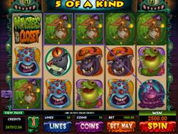 Monsters in the Closet Slot Screenshot