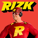 Rizk Casino offers a huge selection of Casino Games and offers Same Day Payouts