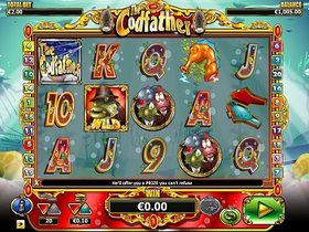 The Codfather Slot from NextGen