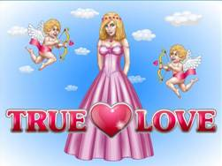True Love Slot Logo