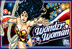Wonder Woman Online Slot